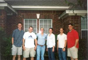 Lab Group 2003